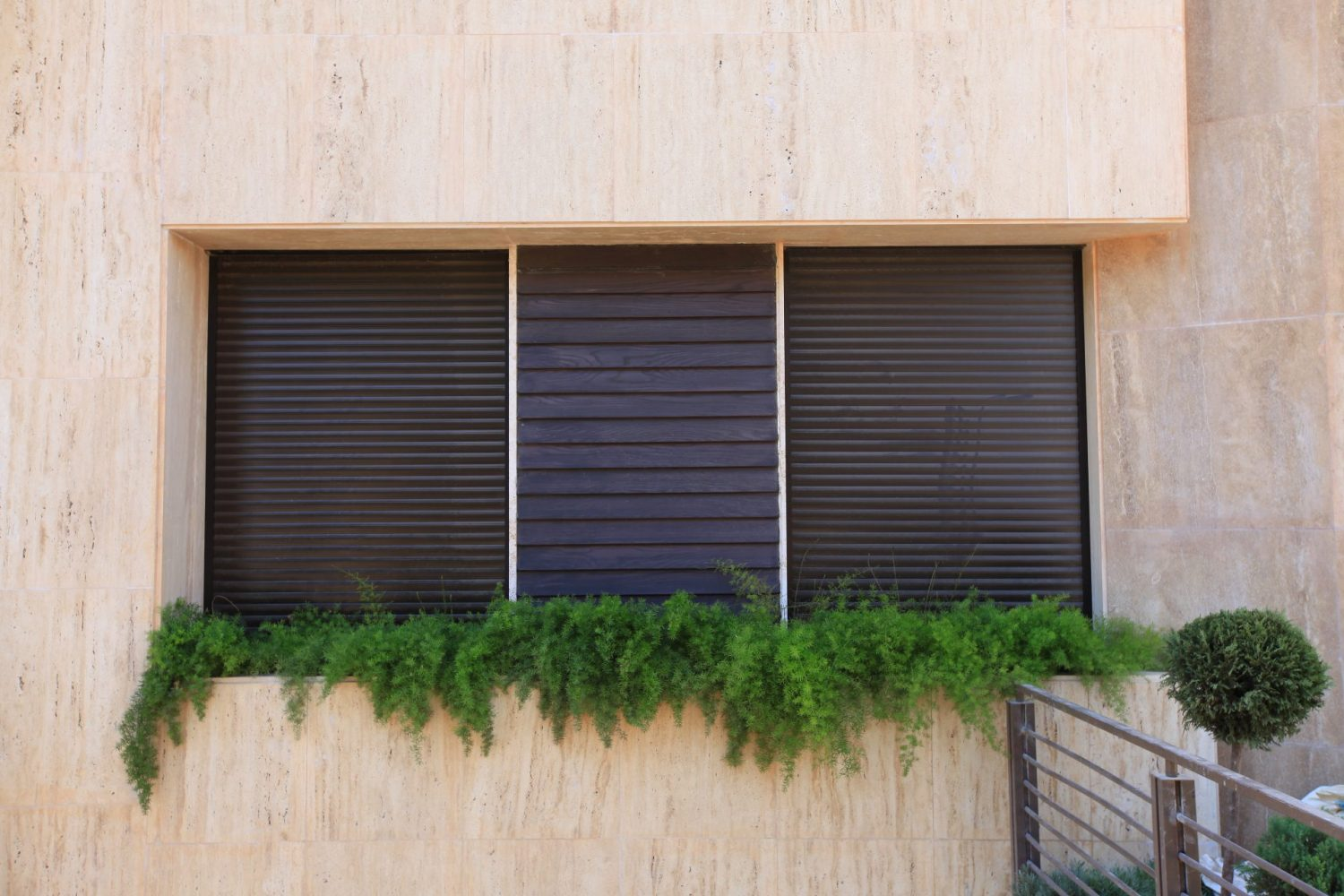 Aluminum Security Shutters Madar Plus