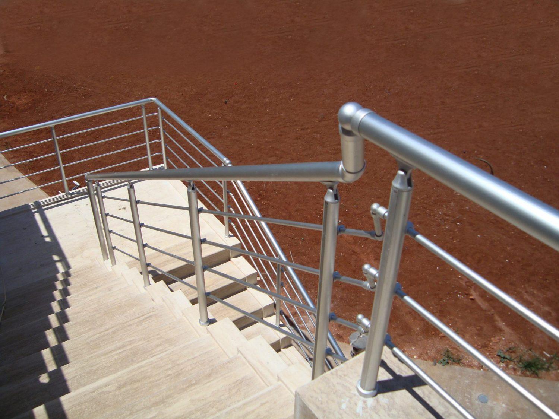 Aluminum Balustrades - Madar Plus