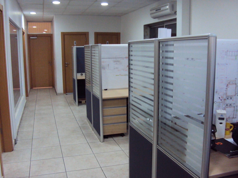 Aluminum Office Partitions - Madar Plus