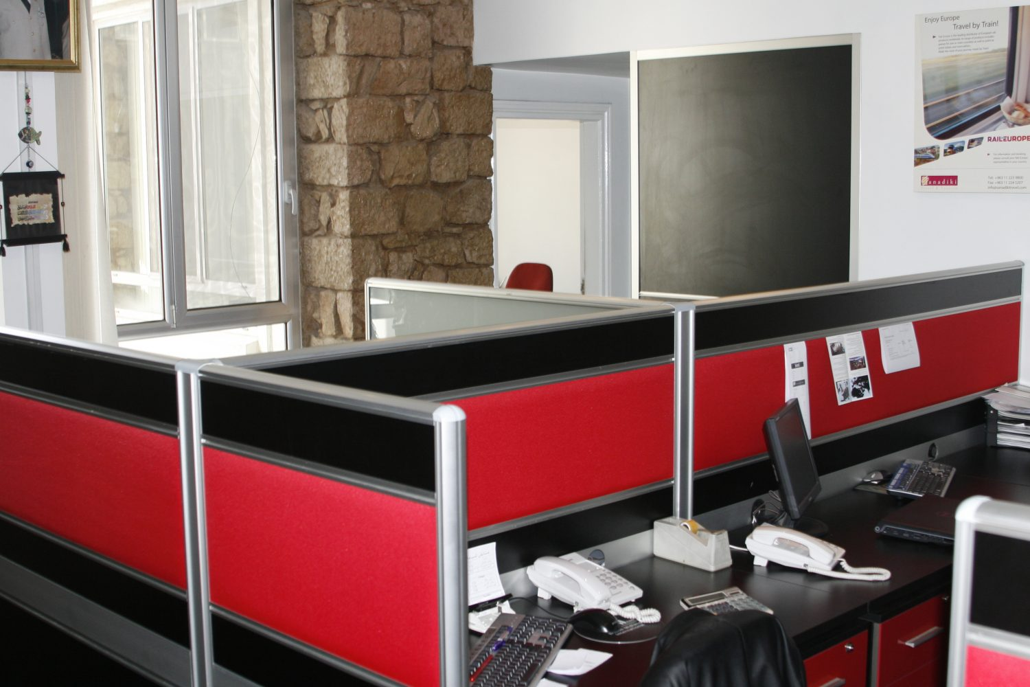 Aluminum Office Partitions Madar Plus